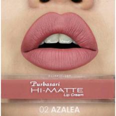 Toko Purbasari Hi Mate Lip Cream 02 Azalea Lengkap Indonesia