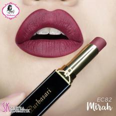 Purbasari Lipstick Collor Matte 82 MIRAH