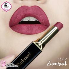 Purbasari Lipstick Collor Matte 87