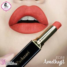 Purbasari Lipstick Collor Matte 88 AMETHYST