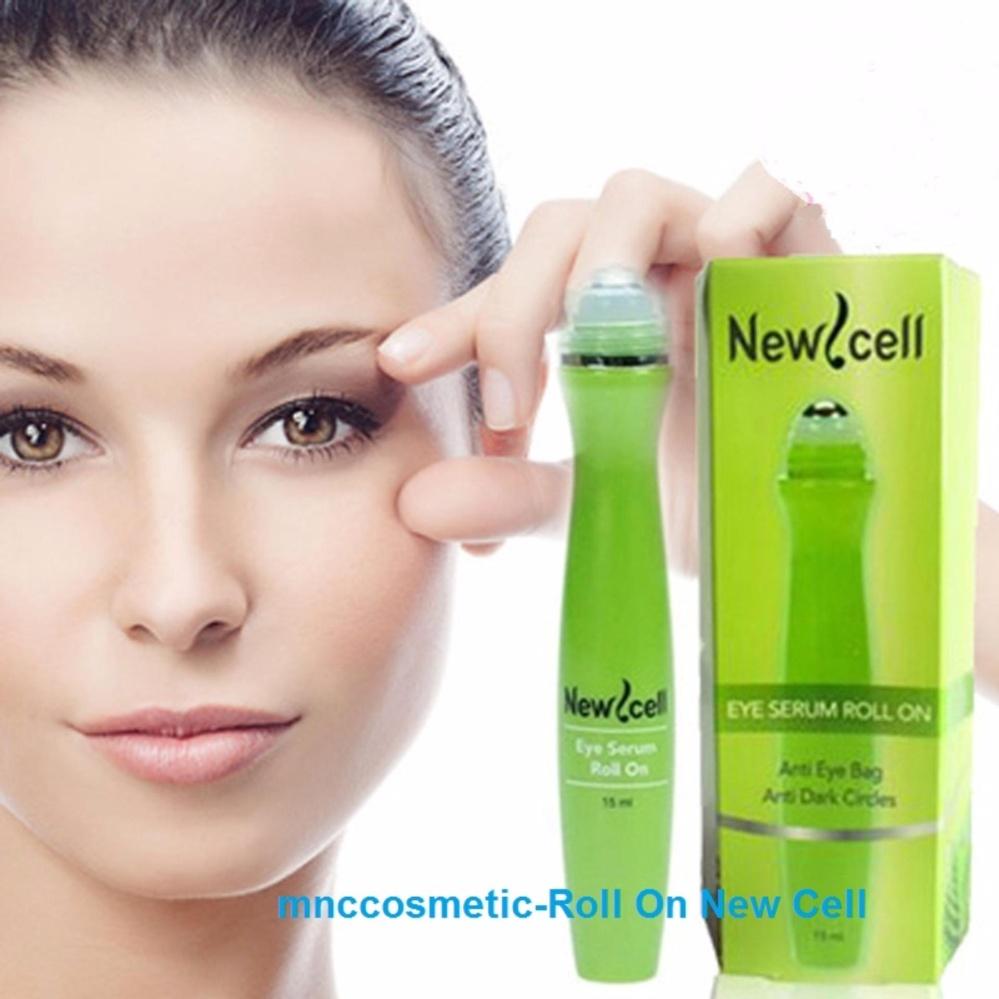 Cheapest Price Purbasari New Cell Eye Serum Roll On sale - Hanya Rp29.888