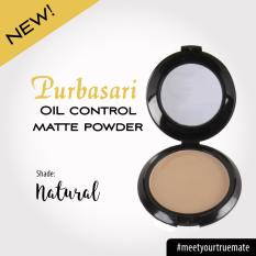 Purbasari Oil Control Matte Powder Natural 6P4PMPNA1
