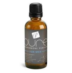 Promo Toko Pure Parfume Pure Pheromone For Man Elegant Oil Based 30 Ml