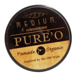 Harga Pure O Pomade Organik Best Quality Medium Cinnamon Asli Pure O