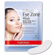 Beli Purederm Collagen Eye Zone Mask 30Pcs Murah