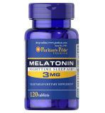 Spesifikasi Puritan Pride Melatonin 3 Mg 120 Tablet Yg Baik