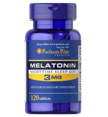 Harga Puritan Pride Melatonin 3 Mg 120 Tablet Puritan Pride Baru
