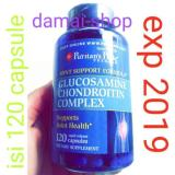 Harga Puritan S Glucosamine Chondroitin Complex Isi 120 Capsule Yang Bagus