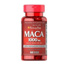 Harga Puritan S Pride Maca 1000 Mg Herb For Men 60 Kapsul Fullset Murah