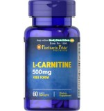 Spesifikasi Puritan S Pride L Carnitine 500 Mg 60 Caplets Murah