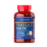 Puritan S Pride One Per Day Omega 3 Fish Oil 1360 Mg 950 Mg Active Omega 3 90 Softgels Puritan S Pride Murah Di Dki Jakarta