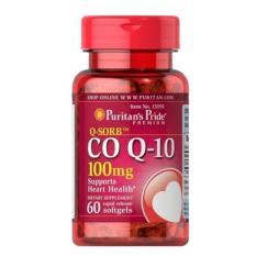 Toko Puritans Pride Qsorb Coq10 Grapeseed Isi 60 Antioksidan Suplemen Pencegah Sakit Jantung North Sumatra