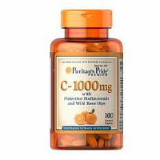 Beli Puritan S Pride Vitamin C 1000 Mg 100 Kapsul Lengkap