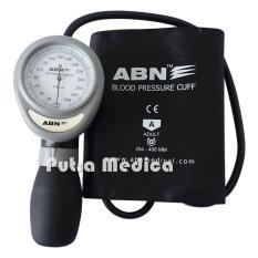 Jual Beli Online Putra Medica Abn Palm Lite Tensimeter Aneroid 1 Selang Tensi Jarum Profesional Berkualitas Alat Ukur Pengukur Tekanan Darah