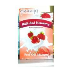 Qiansoto Masker Wajah Alami Kopi 3pcs. Source · Qiansoto Milk And Strawberry