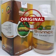 Iklan Qnc Jelly Gamat 100 Ekstrak Teripang Emas Murni Original