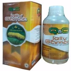 Jual Qnc Jelly Gamat Original 100 Gamat Emas Branded Murah