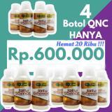 Beli Qnc Jelly Gamat Paket Hemat 4 Botol Diskon 20 Ribu Dengan Kartu Kredit