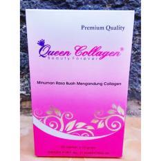 Queen Collagen Sinensa - Suplemen Nutrisi Kulit Paket Hemat 5 Sachet