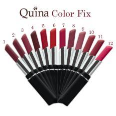 Quina Lipstik Colorfix No 9