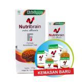 Beli Rahasia Kecerdasan Otak Anak Paket Nutribrain Nb F1 Dan F2 Murah Jawa Barat