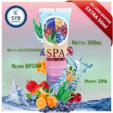 Rp 22.000. Rainbow Fruitamin Spa Gel By Syb ...