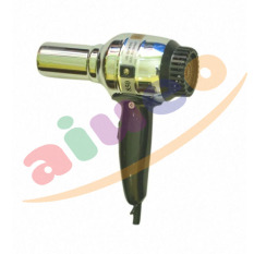 Rainbow Hair Dryer Pengering Rambut - Silver