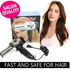 Rainbow Travel Hair Dryer Low Watt - Silver 4626949984