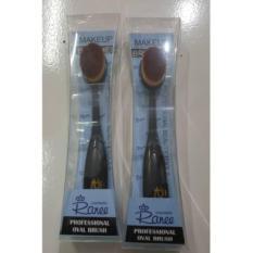 Ranee Make Up Brush (Professional Oval Brush)