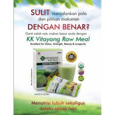 Harga Raw Meal Vitayang Minuman Sereal Padat Gizi Detox Kesehatan Tubuh Market Soul Terbaik
