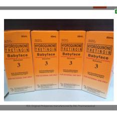 Review Rdl Baby Face 3 Toner Pembersih Wajah Original 2 Botol Rdl