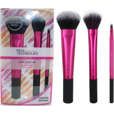 Promo Toko Real Techniques Limited Edition Cheek Lip Set