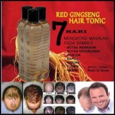 Harga Red Ginseng Hair Tonic Lengkap