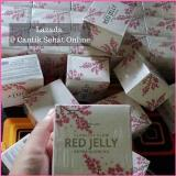 Promo Red Jelly Ms Glow Original 1000 Cream Redjelly Ms Glow Red Jelly Bedak Red Jelly Cantiksehat
