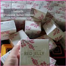 Jual Red Jelly Ms Glow Original 1000 Cream Redjelly Ms Glow Red Jelly Bedak Red Jelly Cantiksehat Indonesia Murah