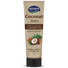 Redwin Coconut Balm Natural Hydration Krim Pelembab Coconut Oil 25g