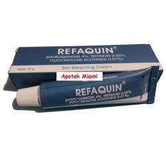 Harga Refaquin Cr 15G Not Specified Asli