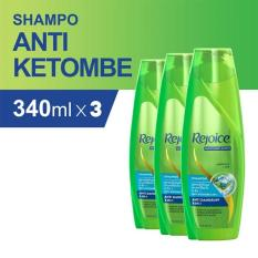 Cuci Gudang Rejoice Shampoo 3In1 340Ml Pack Of 3