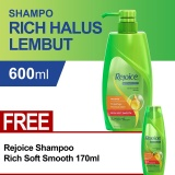Beli Rejoice Shampoo Rich 600Ml Free Rejoice Rich 170 Ml