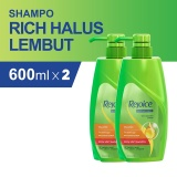 Rejoice Shampoo Rich 600Ml Pack Of 2 Terbaru