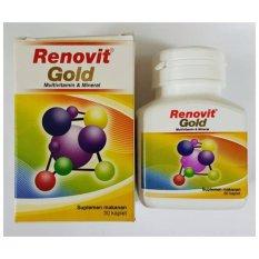 Review Renovit Gold 30 S Multivitamin Mineral Vitamin Capek Capek Jawa Timur
