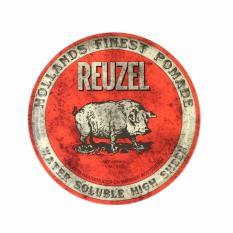 Diskon Reuzel Pomade Red Medium Waterbased Akhir Tahun