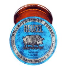Top 10 Reuzel Strong Hold Water Soluble High Sheen Blue 113Ml Online