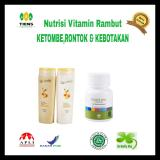 Kualitas Revitize Nutrisi Rambut Ketombe Rontok Dan Kebotakan Tiens Supplement