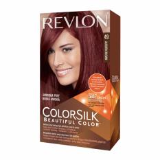 Diskon Revlon Cat Rambut Colorsilk Hair Color Auburn Brown 49 Branded