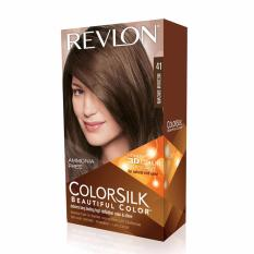 Perbandingan Harga Revlon Color Silk Hair Color Medium Brown Revlon Di Dki Jakarta