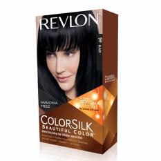 Review Toko Revlon Colorsilk Hair Color Black