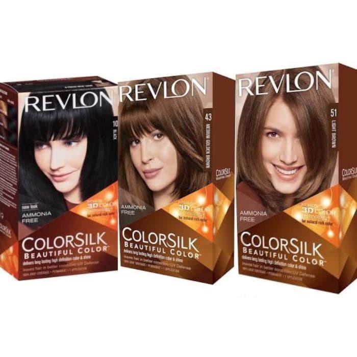 Pencarian Termurah Revlon Colorsilk Hair Color - Cat Rambut Original harga penawaran - Hanya Rp73.240