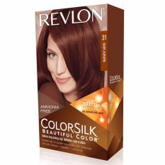 Ulasan Lengkap Tentang Revlon Colorsilk Hair Color Dark Auburn