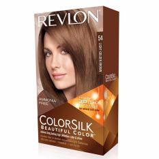 Diskon Revlon Colorsilk Hair Color Light Golden Brown Akhir Tahun